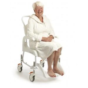 Wózek toaletowo-prysznicowy Etac Clean.