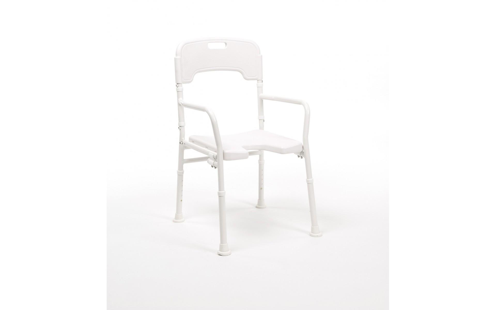 Krzesło pod prysznic Vermeiren Laly.