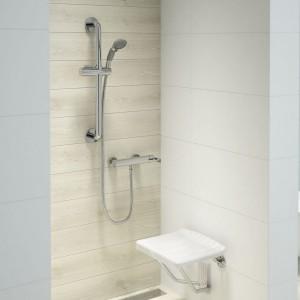 Siedzisko do kabiny prysznicowej Deante Vital.