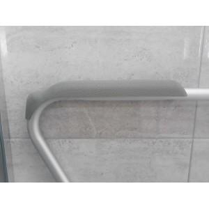 Praktyczne podpórki ułatwiające korzystanie z WC.