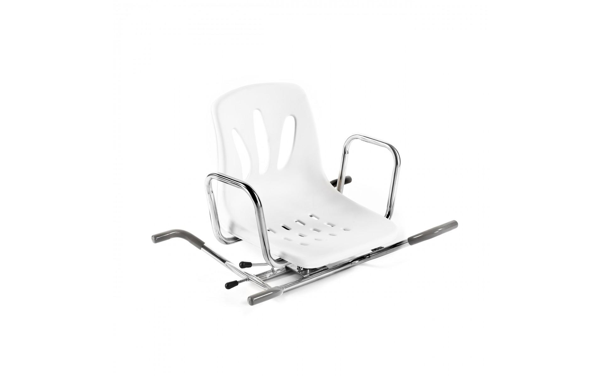 Krzesło obrotowe do wanny.