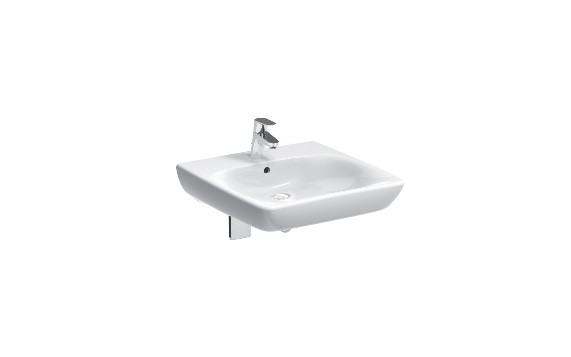 Umywalka dla niepełnosprawnych 65cm Koło.