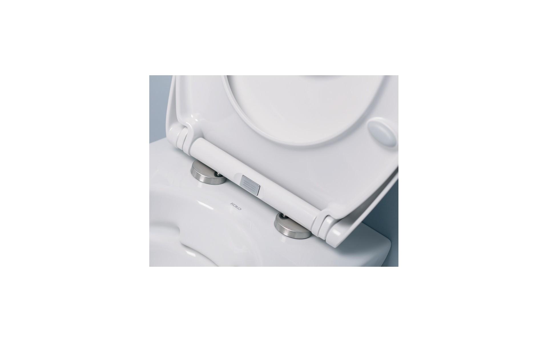 Deska sedesowa do toalety dla osób niepełnosprawnych KOŁO.