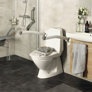 Pochwyty do WC dla osób niepełnosprawnych.