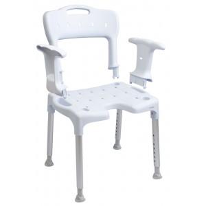 Wielofunkcyjne krzesło pod prysznic.
