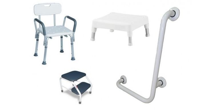 4 pomoce łazienkowe, które poprawią komfort seniora