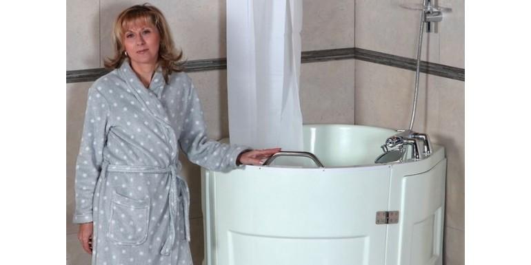 Wanna w łazience seniora - jak rozwiązać podstawowe problemy?