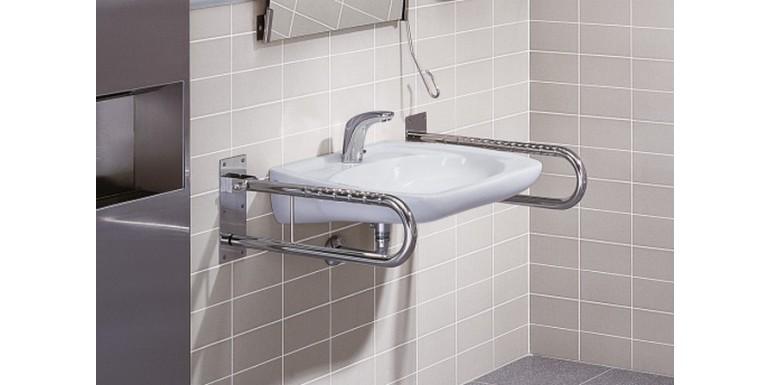 Jak wyposażyć strefę umywalki dla seniora?