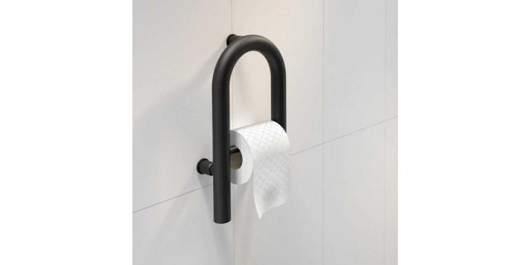 Czarne uchwyty w łazience - zerwij z rutyną