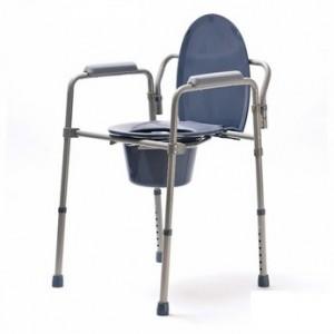 Krzesło toaletowe - Krzesło toaletowe na kółkach