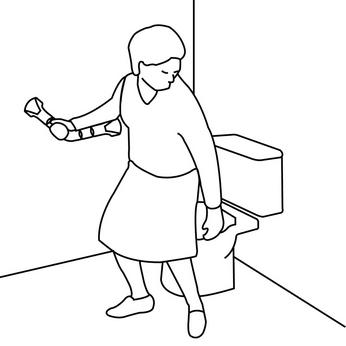 Uchwyty do WC
